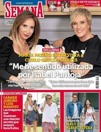 SEMANA Las pruebas con las que Lola Ortiz demuestra su affaire con Diego Matamoros
