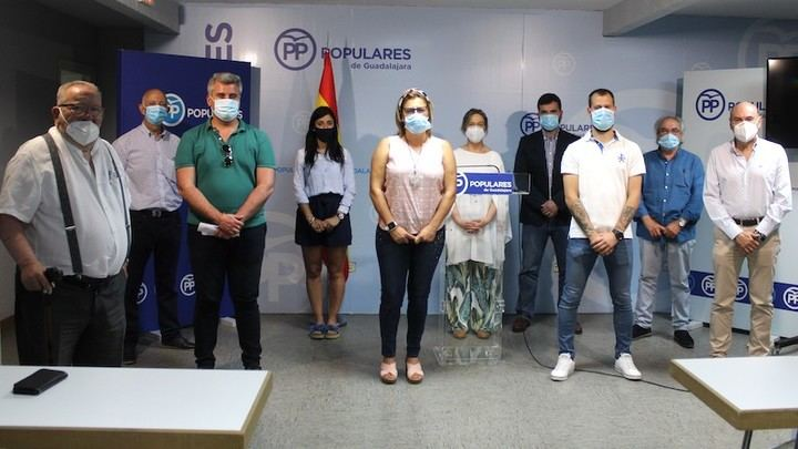 Senadores del PP denuncian recortes en los autobuses entre Molina y Guadalajara