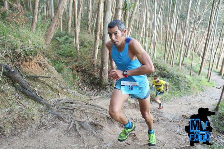 El deportista alcarreño Sergio Tejero ante un reto descomunal
