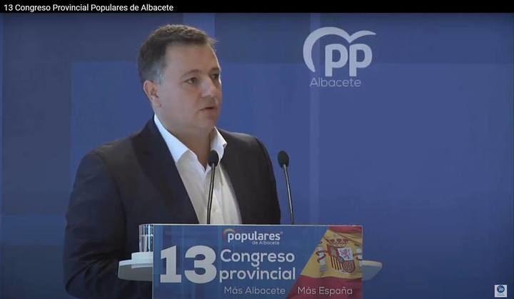 El PP pregunta a Page si la firma de terrenos de Talavera será como la del macrocentro de Tomelloso, que 5 años después sigue siendo un solar