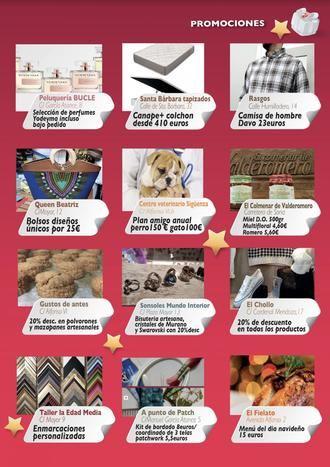 Una oferta navideña conjunta de los comercios de Sigüenza, en Segontia Red