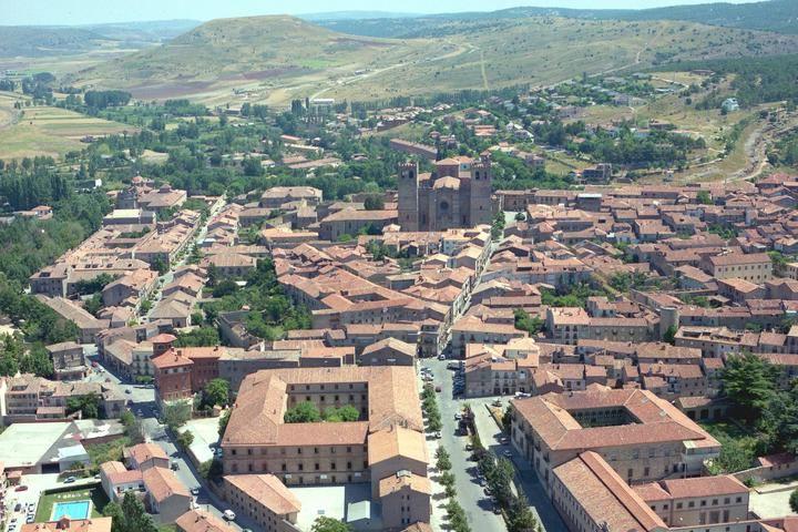 LETRAS SEGUNTINAS : Sigüenza, una ciudad de ensueño