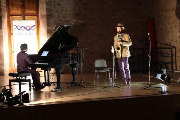 Este fin de semana ha vuelto el jazz a Sigüenza