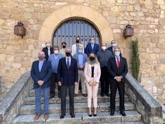 Nueva reunión del Consejo Rector de la Candidatura de Sigüenza a Patrimonio Mundial