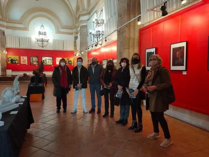 Sigüenza acoge en abril la exposición 'Encuentros culturales: I MolinArte, pintura y escultura'