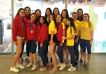 El SincroCAN consigue traerse a Guadalajara dos medallas de oro