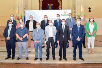 Solaria presenta el nuevo complejo fotovoltaico Cifuentes-Trillo 626MW apoyado por el gobierno de Castilla-La Mancha
