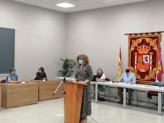 Sonsoles Rico, nueva alcaldesa de Villanueva de la Torre