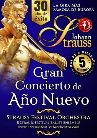 Este jueves música de la Familia Strauss en el Buero Vallejo de Guadalajara