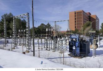 Se lleva a cabo sin incidencias el cambio de suministro eléctrico del Hospital de Gudalajara desde la subestación al nuevo centro de seccionamiento