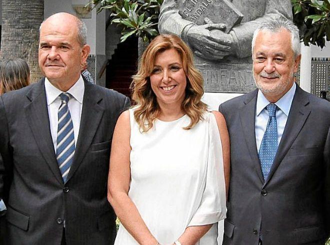 El Tribunal Supremo confirma que hubo trato de favor del gobierno de la socialista Susana Díaz a la empresa de la hija de Chaves