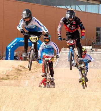 Récord de participación en la primera ronda de la VIII Liga Interclubs BMX Race 2021 de Talavera