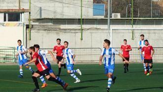 El Hogar Alcarreño, 1-2, vence y convence en Talavera