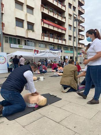 El PP de Guadalajara reclama más inversión en formación a la población para actuar ante un paro cardíaco y la instalación de Desfibriladores Externos Automatizados