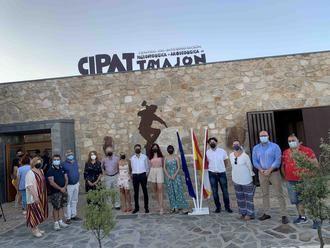 Inaugurado el Centro de Interpretación Paleontológica y Arqueológica de Tamajón
