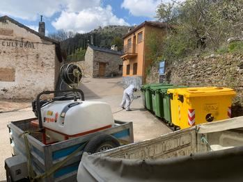 El Ayuntamiento de Tamajón mantiene activo un amplio protocolo municipal anticoronavirus