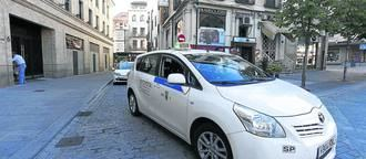 El sector del taxi de Castilla-La Mancha no levanta cabeza por la pandemia del coronavirus