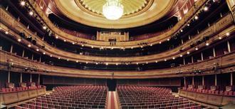 El Teatro de La Zarzuela recupera