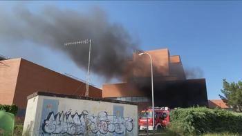 LO QUE FALTABA : Un incendio en el Hospital de Hellín obliga a evacuar a 150 enfermos de Urgencias
