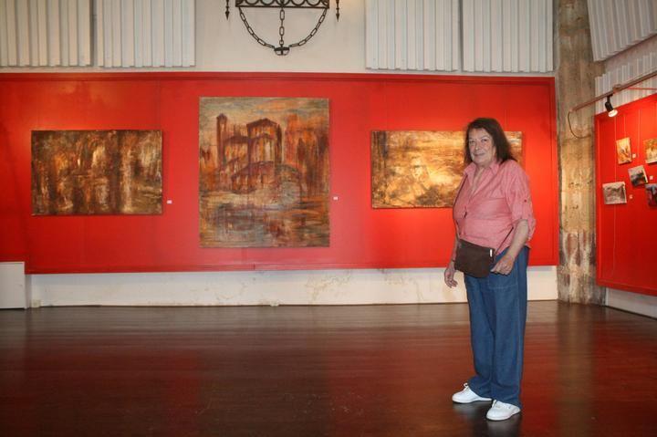 El ciclo 'Pictórica Sigüenza' arranca el próximo sábado con un homenaje a Teresa García