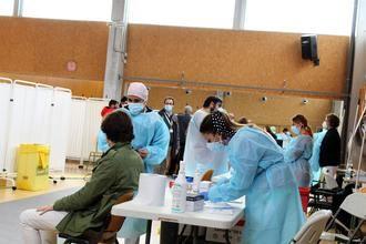 Continúa en la UAH la campaña de realización de test de antígenos gratuitos a jóvenes