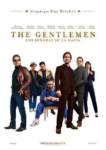 La última peli de Matthew McConaughey : The Gentlemen: los señores de la mafia