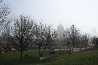 Menos frío, más nubes bajas y brumas matinales este martes en Guadalajara donde el mercurio llegará a los 14ºC