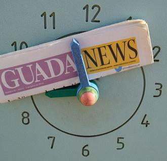 Guadalajara empieza este lunes el mes de febrero con rachas de viento de hasta 21 km/h y 8ºC de mínima y 15ºC de máxima