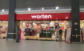 Alarma en Worten : cierre de tiendas y más de 300 millones de euros de pérdidas