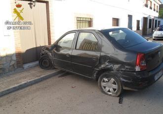La Guardia Civil de Toledo detiene a un peligroso delincuente reclamado por la justicia para ingresar en prisión