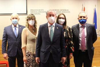 El Dr. Tomás Cobo, nuevo presidente del Consejo General de Colegios Oficiales de Médicos