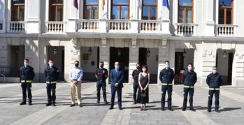 Guadalajara tendrá 17 bomberos más e incorporará a 22 nuevos agentes a la Policía Local