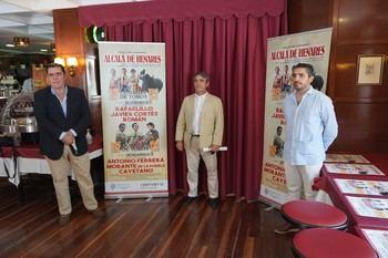 Nueva apuesta de Loyjor en Alcalá con el debut de Victorino