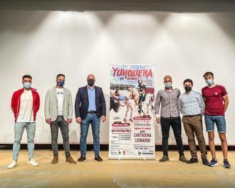 Tauroemoción presenta una corrida de rejones y un concurso internacional de recortadores en Yunquera de Henares