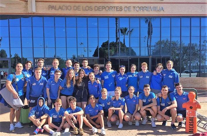 El Club Alcarreño de Salvamento y Socorrismo revalida su liderazgo en la Liga Nacional de Mayores de Salvamento y Socorrismo