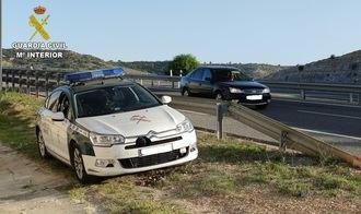 La Guardia Civil de Ocaña investiga a tres conductores por superar los 200 kilómetros por hora