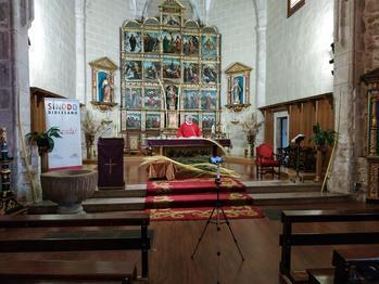 Trillo retransmitirá las misas de Semana Santa en directo a través de Facebook y la televisión local