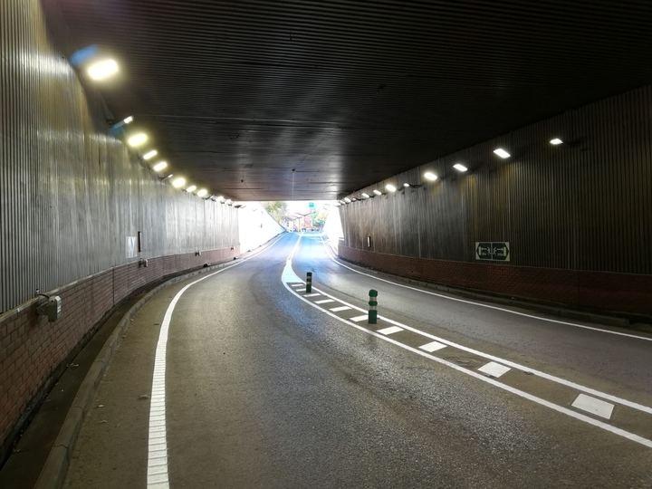 AVISO : Esta madrugada el túnel de Aguas Vivas de Guadalajara quedará cerrado al tráfico para la realización de labores de mantenimiento y limpieza