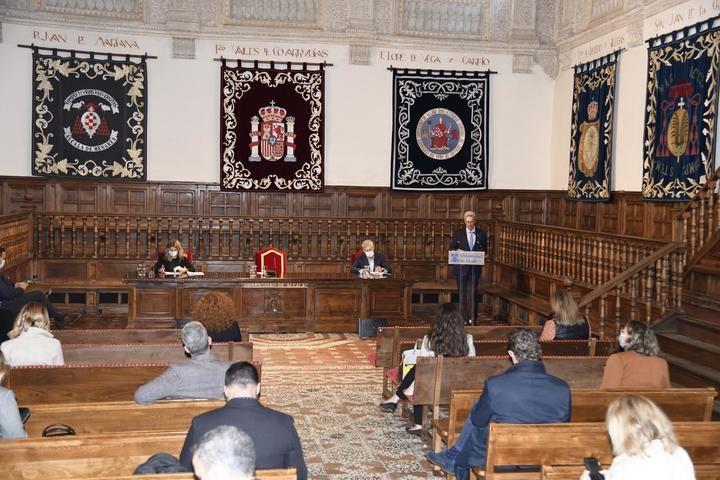 La Universidad de Alcalá acoge las Jornadas de Formación Económica organizadas por APIE