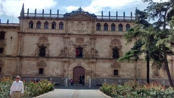 La Universidad de Alcalá se sitúa entre las 10 mejores universidades públicas de España según el Times Higher Education World University Ranking