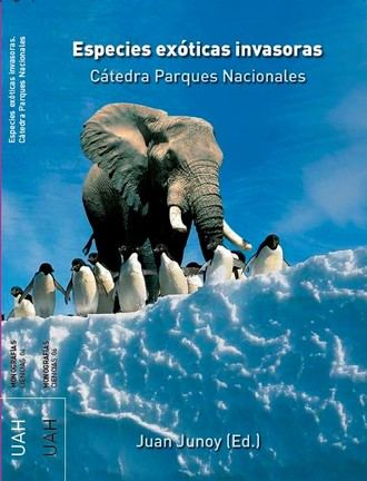 Presentación en la Universidad de Alcalá del libro 'Especies exóticas invasoras'