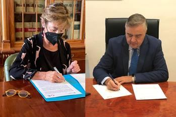 La Cátedra de Ética Ambiental de la UAH y Unión Profesional se alían a favor de la preservación del medio ambiente