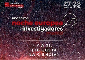 La Universidad de Alcalá celebra la 11ª Noche Europea de los Investigadores e Investigadoras