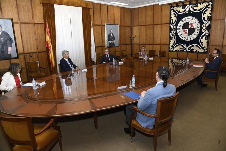 La Universidad de Alcalá y Santander refuerzan su colaboración por la educación, la investigación, el emprendimiento y la empleabilidad