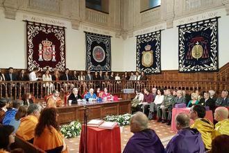 La Universidad de Alcalá celebra la festividad de Santo Tomás de Aquino