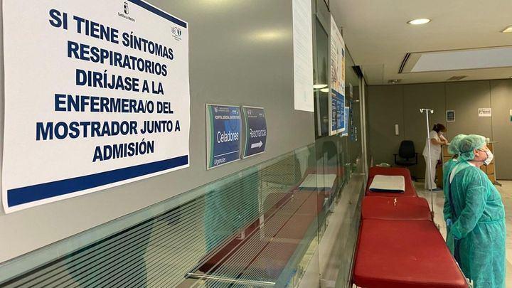"""Ciudadanos advierte que Castilla-La Mancha está """"al límite de su capacidad"""" y que tiene un """"alto déficit"""" de camas en UCI"""