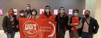 La Federación de Servicios Públicos de UGT en Guadalajara celebra su Congreso