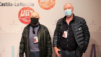 El secretario de UGT en Guadalajara, Francisco Sánchez alerta del cierre de cuatro tiendas de Inditex en Guadalajara