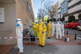 Se disparan los contagiados (146) por coronavirus este fin de semana en Castilla La Mancha con 7 fallecidos, Guadalajara registra 16 nuevos infectados