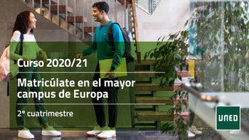 Abierta la matrícula del segundo cuatrimestre en UNED Guadalajara, del 4 de febrero al 10 de marzo
